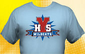 Wildcats T-Shirt MWC-4029