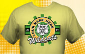Wildcats T-Shirt MWC-4030