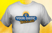 Wildcats T-Shirt MWC-4032