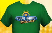 Wildcats T-Shirt MWC-4033