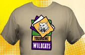 Wildcats T-Shirt MWC-5004