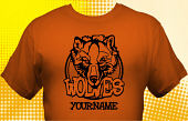 Wolves T-Shirt MWF-1003