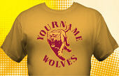 Wolves T-Shirt MWF-1005