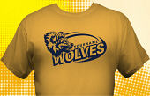 Wolves T-Shirt MWF-1008