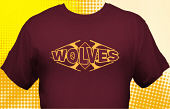 Wolves T-Shirt MWF-1011
