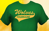 Wolves T-Shirt MWF-1016