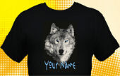 Wolves T-Shirt MWF-5001