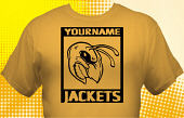 Yellowjackets T-Shirt MYJ-1001