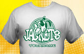 Yellowjackets T-Shirt MYJ-1005