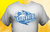 Yellowjackets T-Shirt MYJ-1010