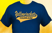 Yellowjackets T-Shirt MYJ-1012