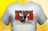 Yellowjackets T-Shirt MYJ-3001