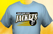 Yellowjackets T-Shirt MYJ-3007