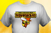 Yellowjackets T-Shirt MYJ-4007