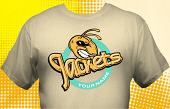 Yellowjackets T-Shirt MYJ-4010