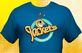 Yellowjackets T-Shirt MYJ-4011