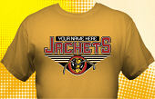 Yellowjackets T-Shirt MYJ-4015