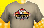 Yellowjackets T-Shirt MYJ-4018
