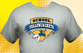 Yellowjackets T-Shirt MYJ-4021
