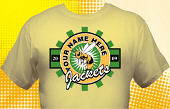Yellowjackets T-Shirt MYJ-4029