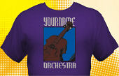 School Band T-Shirt ORC-5001