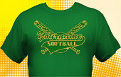 Softball Team T-Shirt SBL-1010
