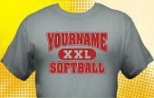 Softball Team T-Shirt SBL-1011