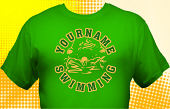 Swim & Swimming Team T-Shirt SWM-1004