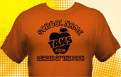 Texas TAKS T-Shirt TKS-1006