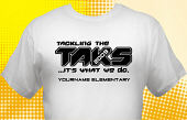 Texas TAKS T-Shirt TKS-1009