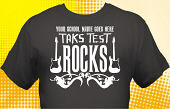 Texas TAKS T-Shirt TKS-1013