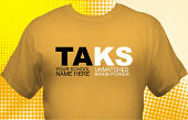 Texas TAKS T-Shirt TKS-2002