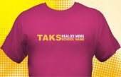 Texas TAKS T-Shirt TKS-2003