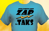 Texas TAKS T-Shirt TKS-2012