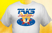 Texas TAKS T-Shirt TKS-3001
