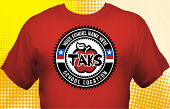 Texas TAKS T-Shirt TKS-3006
