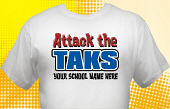 Texas TAKS T-Shirt TKS-3008