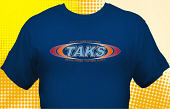 Texas TAKS T-Shirt TKS-4002
