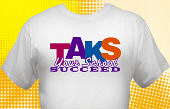 Texas TAKS T-Shirt TKS-4003