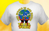 Texas TAKS T-Shirt TKS-6001