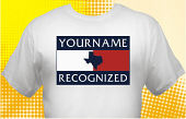 Texas Recognized School T-Shirt TXR-2002