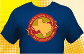 Texas Recognized School T-Shirt TXR-3001