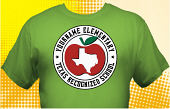 Texas Recognized School T-Shirt TXR-3004