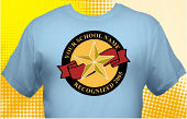 Texas Recognized School T-Shirt TXR-4001