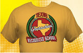 Texas Recognized School T-Shirt TXR-5001
