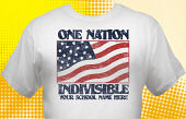 Patriotic T-Shirt USA-2003