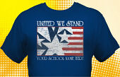 Patriotic T-Shirt USA-2006