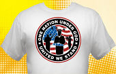 Patriotic T-Shirt USA-3003