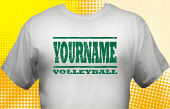 Volleyball Team T-Shirt VLB-1003