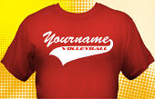 Volleyball Team T-Shirt VLB-1006